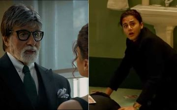 Badla Trailer: Amitabh Bachchan And Taapsee Pannu's 2-Minute-21 Second Long Conversation Will Keep You On Edge