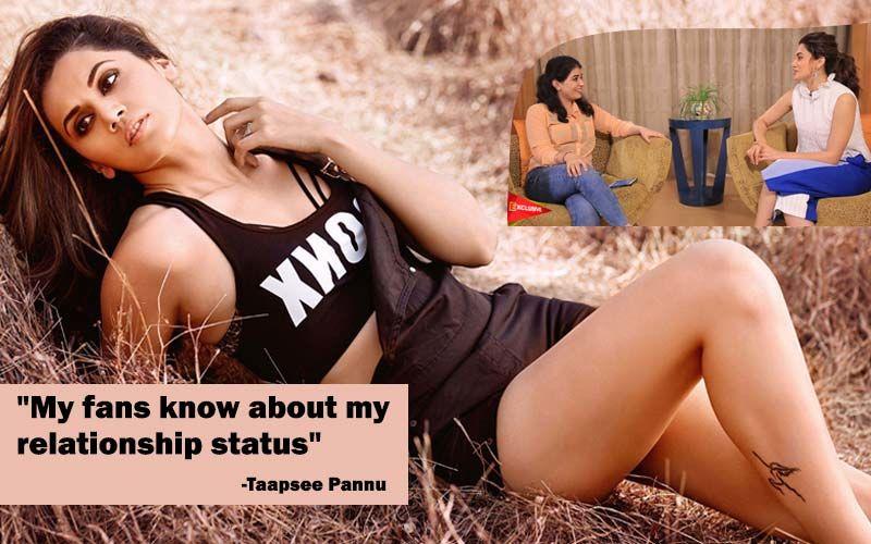 "Taapsee Pannu On Star Kids Replacing Outsiders: ""Hua Hai, Aage Bhi Hoga"""