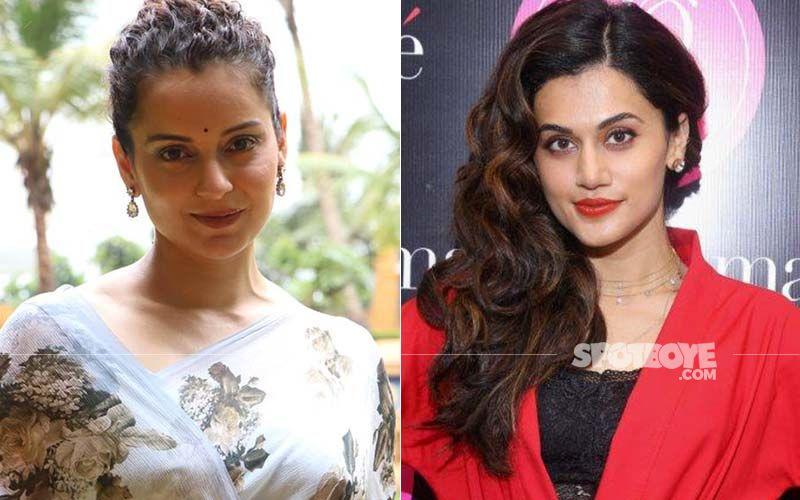 Kangana Ranaut's Sister Thinks Aditi Rao Hydari Could Play Taapsee Pannu's Role In Haseen Dillruba; Actress Has A Powerful Reply