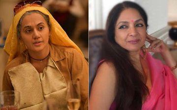 Neena Gupta Ends Saand Ki Aankh Ageism Debate Post Taapsee Pannu's Note, Says, 'Apna Time Ayega'