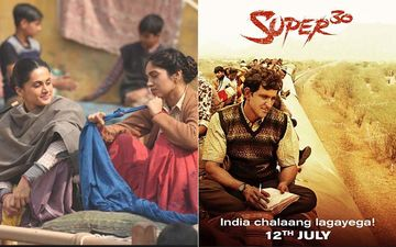 Taapsee Pannu-Bhumi Pednekar's Saand Ki Aankh Teaser To Be Attached With Hrithik Roshan's Super 30