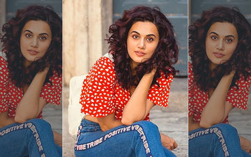 Taapsee Pannu Gives It Back To A Man Commenting On Her Body Parts