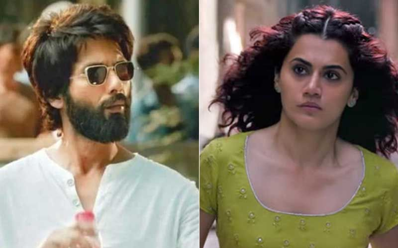 """Taapsee Pannu On Kabir Singh: """"The Same Misogynist People Who Didn't See A Problem With Kabir, Booed Manmarziyaan's Rumi"""""""