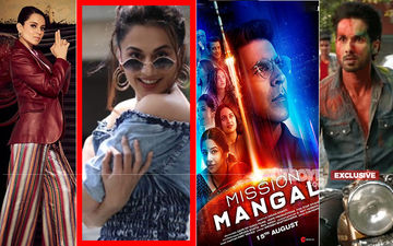 Taapsee Pannu's Bold Interview On Mission Mangal, Kangana Ranaut And Kabir Singh- MUST WATCH