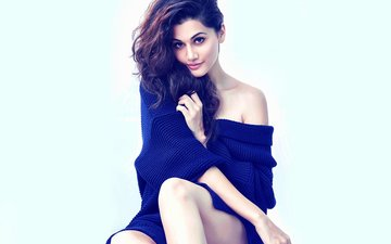 Taapsee Pannu: It Would Be Stupid Of Me To Say That Nepotism Doesn't Exist In Bollywood