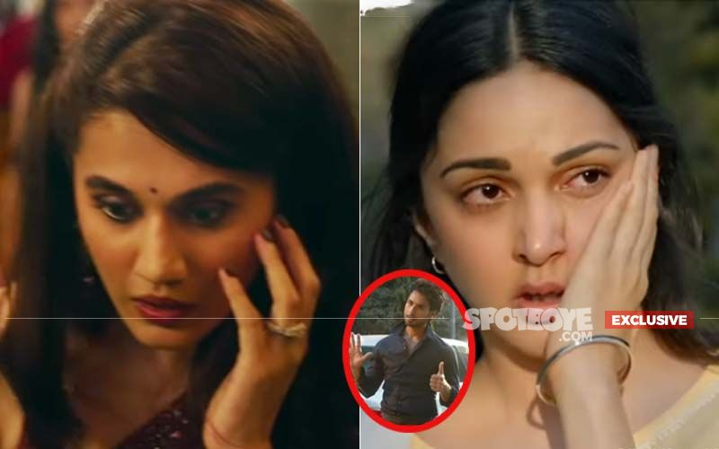 Taapsee Pannu: 'Thappad Is A Tight Slap To Kabir Singh? No Way! Do We Make Films To Slap One Another?'- EXCLUSIVE