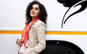 Taapsee Pannu On Doing Women Centric Films, People Say 'You Should Let Men Take The Center Stage Now'