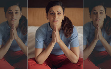 Taapsee Pannu Asks Media To Recommend Her Name To The Makers Of Mithali Raj Biopic