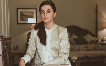 Taapsee Pannu To Star As Horse Jockey Rupa Singh In Upcoming Sports Biopic