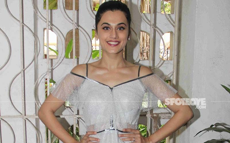 Haseen Dillruba: Taapsee Pannu Emerges As The New Force To Be Reckoned With
