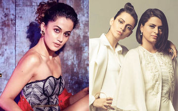 "Taapsee Pannu On Rangoli's 'Sasti Copy Of Kangana Ranaut' Comment: ""Short life, No Time To Waste On This"""