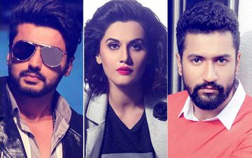 """Would Hit Taapsee Pannu With A Belt"" Says Troll; Arjun Kapoor And Vicky Kaushal Give Stern Replies"