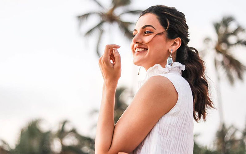 Taapsee Pannu's Name Is Spelt Differently On Her Legal Documents Including Passport; Here's Why
