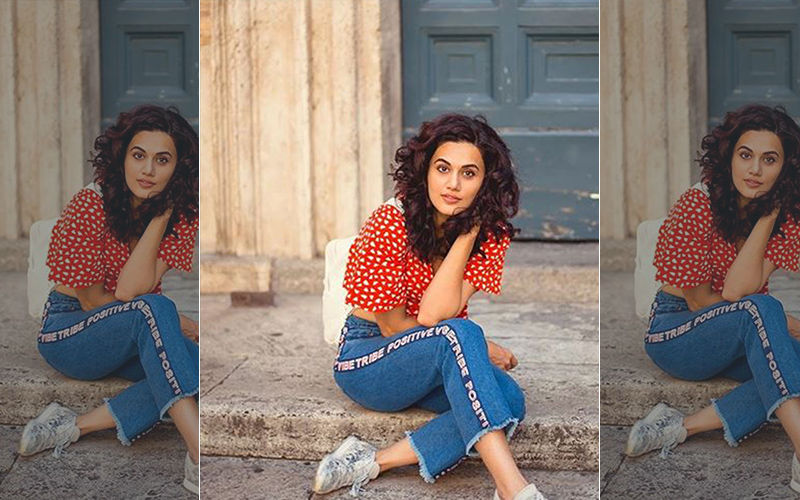 Taapsee Pannu Has A Classy Response On Being Called A Sasti Copy By Kangana Ranaut's Sister Rangoli Chandel