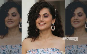 Taapsee Pannu Says 'FINALLY' As Aamir Khan, Shah Rukh Khan, Salman Khan And Other Producers Sue News Channels Over Druggie Bollywood Remark