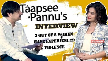 Thappad Interview: Taapsee Pannu States, 'Whoever Says They Haven't Seen Or Faced VIOLENCE Of Any Sort Is LYING'- EXCLUSIVE