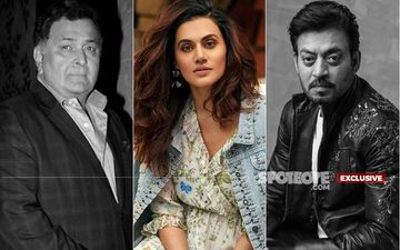 Taapsee Pannu On Bollywood Losing Rishi Kapoor And Irrfan Khan: 'I Am In Disbelief'- EXCLUSIVE