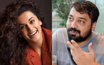 Taapsee Pannu Pokes Fun At Anurag Kashyap For 'Acting' In Netflix's Upcoming Release AK Vs AK, Filmmaker Has An Interesting Reply
