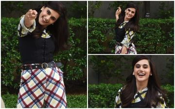 FASHION CULPRIT OF THE DAY: Taapsee Pannu, Why So Chaotic?
