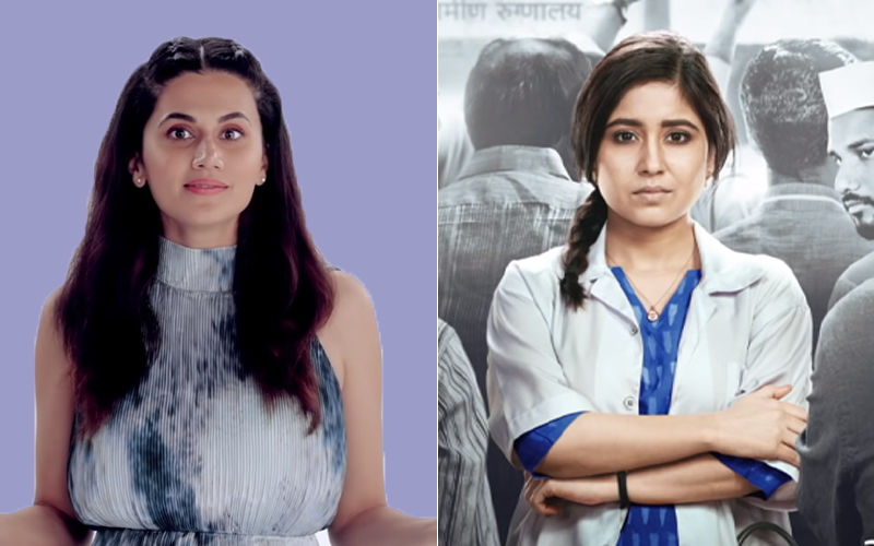 Taapsee Pannu Introduces The Teaser Of Prime's Laakhon Mein Ek – Watch Video