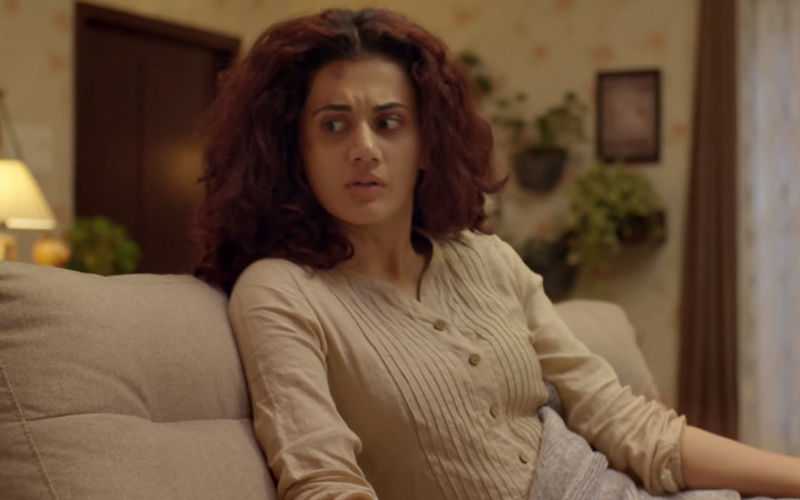 Game Over Box-Office Collection, Day 1: Taapsee Pannu's 'Game' Fails To Start On A Winning Note