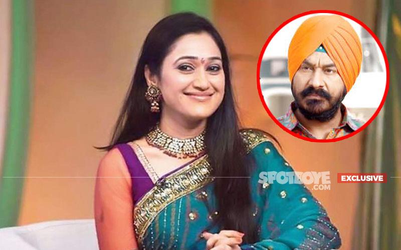 Taarak Mehta Ka Ooltah Chashmah's Sodhi Confirms Disha Vakani Aka Dayaben's Exit From The Show