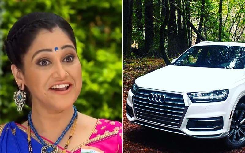 Taarak Mehta Ka Ooltah Chashmah's Dayaben Shows Off Her Fancy New Car, See Pic