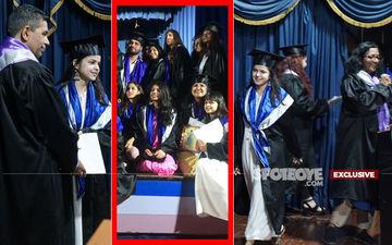 Taarak Mehta Ka Ooltah Chashmah's Sonu, Palak Sidhwani Bani Graduate;  EXCLUSIVE Pictures From Jaihind College
