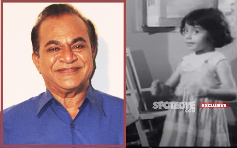 Taarak Mehta Ka Ooltah Chashmah's Nattu Kaka Starred In Nani Teri Morni Ko Song With Farhan Akhtar's Mom Honey Irani!- EXCLUSIVE
