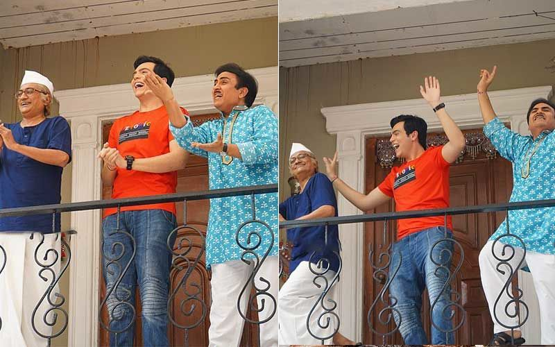 Taarak Mehta Ka Ooltah Chashmah: Gokuldham Residents Are Overjoyed As Abdul Chacha Tests Negative; Sing Late SP Balasubrahmanyam Songs