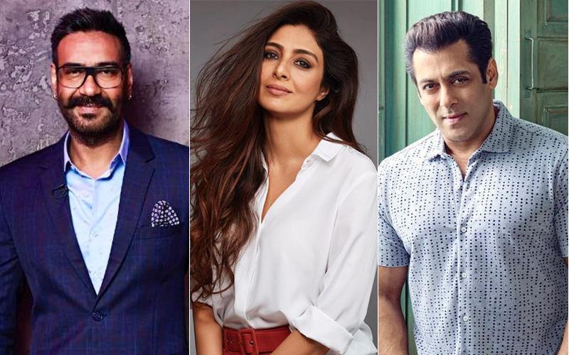 सलमान खान और अजय देवगन को अपना परिवार मानती हैं तब्बू, कहा बिना किसी शर्त के निभाते हैं रिश्ते