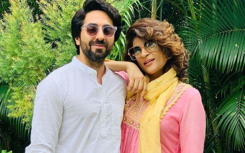 Ayushmann Khurrana Swoons Over His Wife Tahira Kashyap, Drops A Flirty Comment: 'Main Shoot Pe Kya Gaya, You've Started Looking So Cute'
