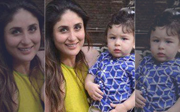 """Taimur Is Not Allowed To Watch TV"": Kareena Kapoor Khan"