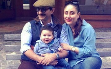 Here's The Surprise Element Of Taimur Ali Khan's 1ST Birthday Party