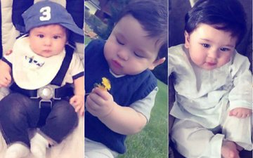 Who Is The Man Behind Taimur Ali Khan's Adorable Viral Pictures?