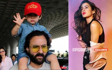 Saif Ali Khan Announces: 'Taimur is Not Going To Boarding School Till 10th Std At Least, Will Study In A School Like Sara'- EXCLUSIVE