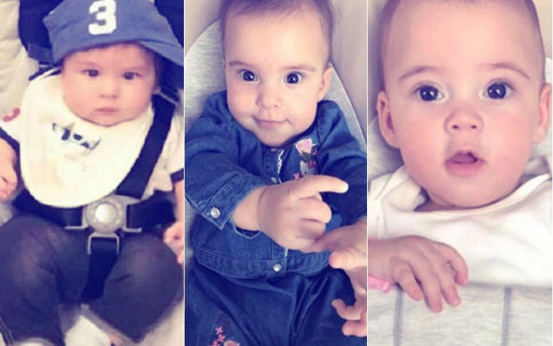 DIWALI SPECIAL: 5 Celebrity Babies Who Will Celebrate The Festival Of Lights For The First Time