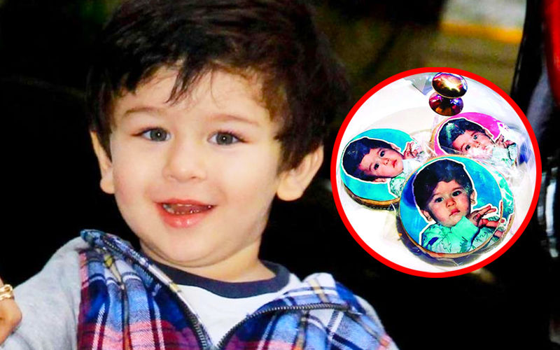 Taimur's Craze: After Doll, Now Comes Cookies Embossed With Picture Of Kareena Kapoor Khan's Little Wonder!