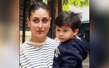 Coronavirus Lockdown: Taimur Ali Khan Makes Neckpiece With Pasta For Mommy Kareena Kapoor Khan; Creativity At Its Best