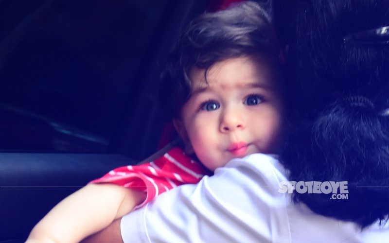 These Vivid Expressions Of Taimur Ali Khan Will Help You Get Through Thursday Blues!