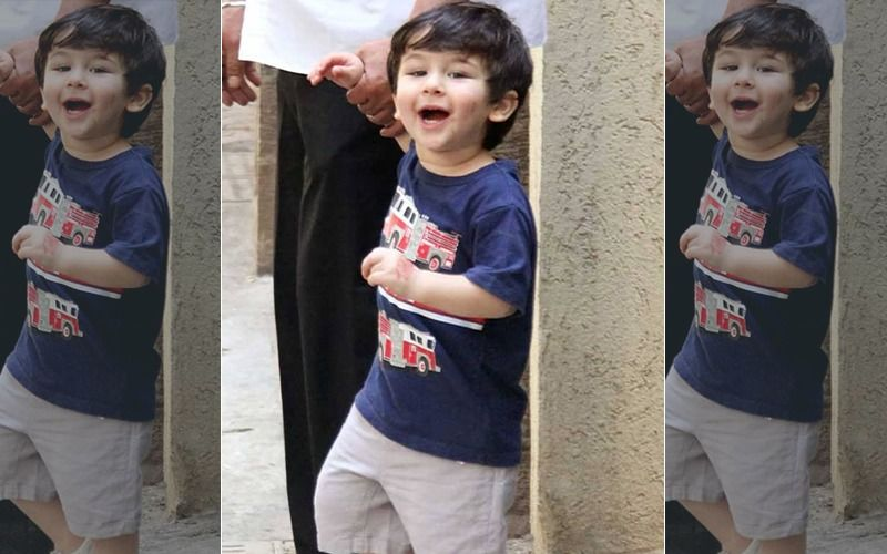 Taimur Ali Khan's Janmashtami Celebration Video Surfaces After A Month And It Is Completely Adorbs
