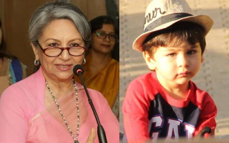 तैमूर पर बोली दादी शर्मीला टैगोर- अगर पापाराजी से निपट नहीं सकते तो...