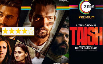 Taish Movie Review: Harshvardhan Rane, Jim Sarbh, Pulkit Samrat, Kriti Kharbanda Starrer Is A Stunning, Brilliant Big-Screen Experience