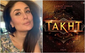 Kareena Kapoor Khan-Saif Ali Khan Announce Second Pregnancy; Fans Wonder If Takht Is Shelved