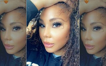 Singer Tamar Braxton Rushed To Hospital After A Possible Suicide Attempt, Was Found Unresponsive In Her Hotel Room