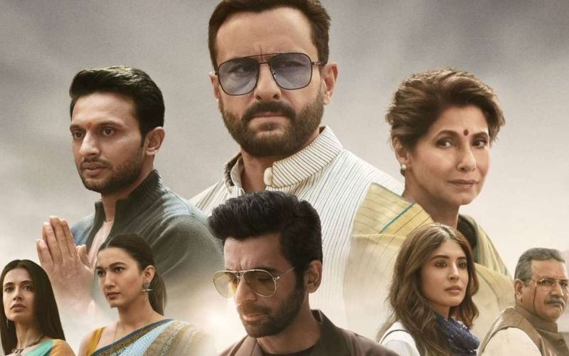 Tandav: From Saif Ali Khan And Dimple Kapadia To Sunil Grover And Gauahar Khan; Meet The Intriguing Characters From This Much-Awaited Political Drama