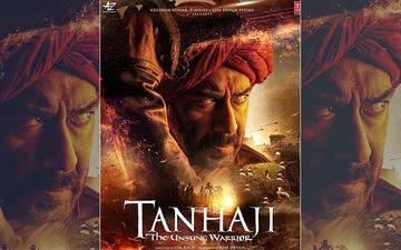 Tanhaji: Ajay Devgn-Saif Ali Khan Starrer Attacked By Trolls For Adding The Letter 'H' To The Film's Spelling
