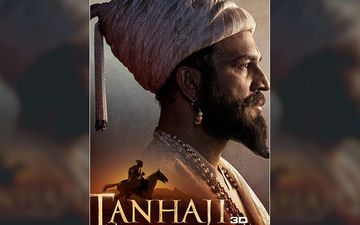 Tanhaji: Ajay Devgn Unveils First Look Of Sharad Kelkar As Chhatrapati Shivaji Maharaj And Internet Is Loving It