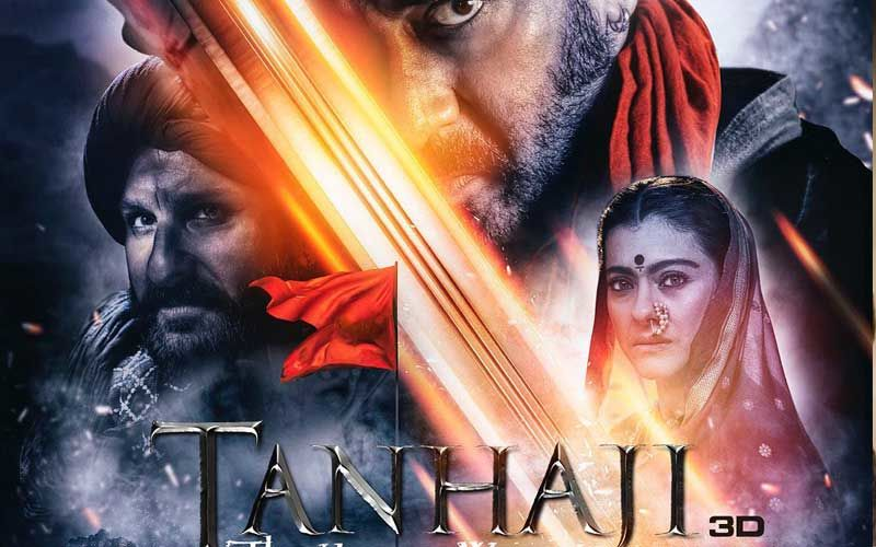 Tanhaji - The Unsung Warrior Trailer 2 Out: Ajay Devgn, Saif Ali Khan Enthrall With Their Promising Act