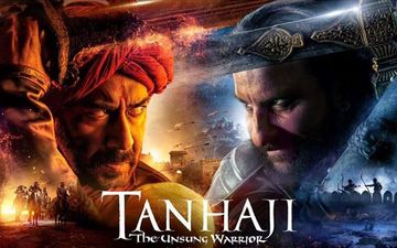 Tanhaji - The Unsung Warrior Trailer Out: Witness The Epic Battle Between Ajay Devgn And Saif Ali Khan